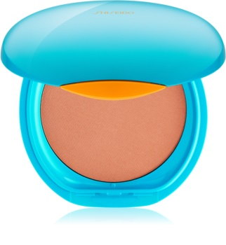 Shiseido Sun Care Foundation водоустойчив компактен грим  SPF 30
