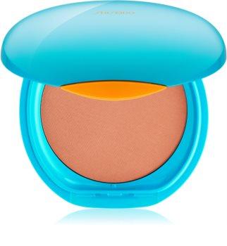 Shiseido Sun Foundation vodoodporni kompaktni puder SPF 30