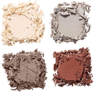 Shiseido Makeup Essentialist paleta očných tieňov