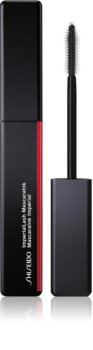 Shiseido Makeup ImperialLash MascaraInk Volumenmascara mit Verlängerungseffekt und Wimperntrennung