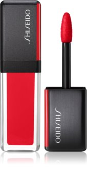 Shiseido Makeup LacquerInk LipShine szminka w płynie  nawilżające i nadające blask