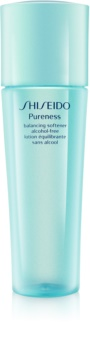 Shiseido Pureness Tonisierendes Gesichtswasser ohne Alkohol