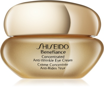 Shiseido Benefiance κρέμα ματιών κατά του πρηξίματος και των ρυτίδων