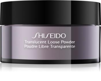 Shiseido Base Translucent Transparante Losse Poeder