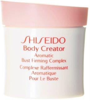 Shiseido Body Creator  Aromatic Bust Firming Complex cuidado de firmeza para decote e seios