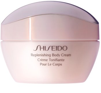 Shiseido Global Body Care Replenishing Body Cream зміцнюючий крем для тіла