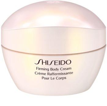 Shiseido Global Body Care Firming Body Cream spevňujúci telový krém s hydratačným účinkom