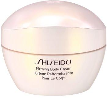 Shiseido Global Body Care Firming Body Cream zpevňující tělový krém s hydratačním účinkem