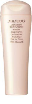 Shiseido Global Body Care Advanced Body Creator Aromatic Sculpting Gel vyhladzujúci gél proti celulitíde