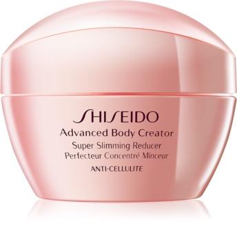 Shiseido Body Advanced Body Creator karcsúsító testápoló krém narancsbőrre