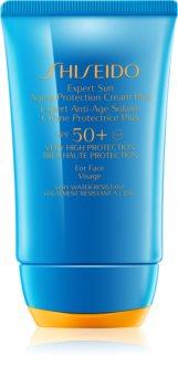 Shiseido Sun Protection Expert Sun Aging Protection Cream Plus 50+