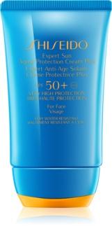 Shiseido Sun Protection Sonnencreme fürs Gesicht SPF 50+