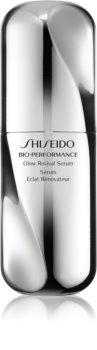 Shiseido Bio-Performance Glow Revival Serum sérum iluminador com efeito antirrugas