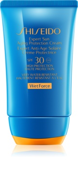 Shiseido Sun Care Protection Expert Sun Aging Protection Cream