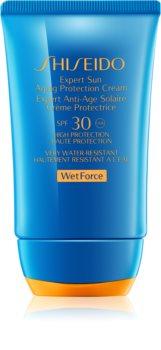 Shiseido Sun Protection opaľovací krém na tvár SPF 30