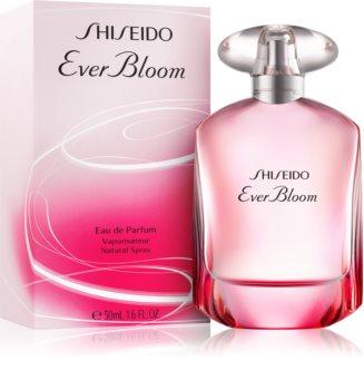 Shiseido Ever Bloom eau de parfum pentru femei 50 ml