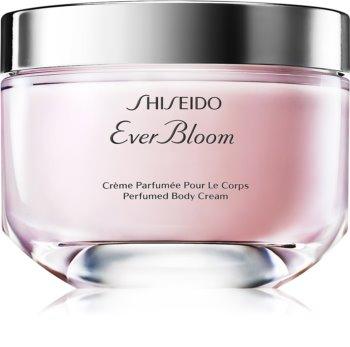 Shiseido Ever Bloom Body Cream Körpercreme für Damen 200 ml