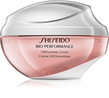 Shiseido Bio-Performance crema con efecto lifting protección antiarrugas compleja