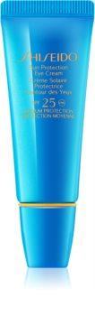 Shiseido Sun Protection Zonnebrandcrème voor Oogcontouren  SPF 25