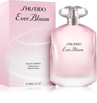 Shiseido Ever Bloom Eau de Toilette Damen 90 ml