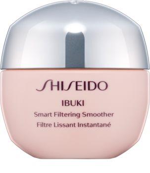 Shiseido Ibuki Smart Filtering Smoother sérum pro matný vzhled pleti a minimalizaci pórů