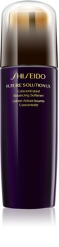 Shiseido Future Solution LX Concentrated Balancing Softener Reinigingsemulsie voor het Gezicht
