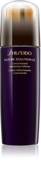 Shiseido Future Solution LX Concentrated Balancing Softener очищуюча емульсія для шкіри обличчя