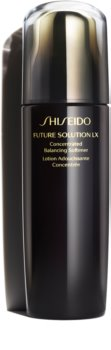 Shiseido Future Solution LX Concentrated Balancing Softener emulzija za čišćenje lica