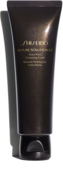 Shiseido Future Solution LX Extra Rich Cleansing Foam Foaming Face Wash
