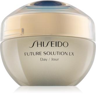 Shiseido Future Solution LX denní ochranný krém SPF 20