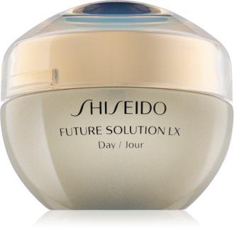 Shiseido Future Solution LX dnevna krema za zaštitu SPF 20