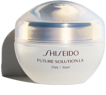 Shiseido Future Solution LX Total Protective Cream Beschermende Dagcrème SPF 20