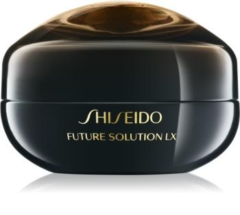 Shiseido Future Solution LX Eye and Lip Contour Regenerating Cream Restoring Cream For Eye Area And Lips