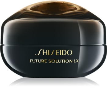 Shiseido Future Solution LX regenerační krém na oční okolí a rty