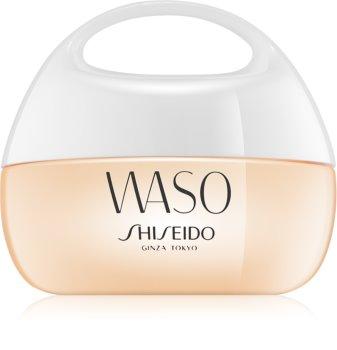 Shiseido Waso Clear Mega зволожуючий крем