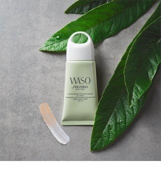 Shiseido Waso Color-Smart Day Moisturizer hydratační denní krém pro sjednocení tónu pleti bez obsahu oleje