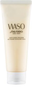 Shiseido Waso Soft + Cushy Polisher descuamarea pielii