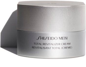 Shiseido Men Total Revitalizer Cream crema revitalizanta si restauratoare antirid