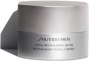 Shiseido Men Total Revitalizer Cream revitalizacijska in obnovitvena krema proti gubam