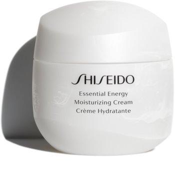 Shiseido Essential Energy Moisturizing Cream hydratační pleťový krém