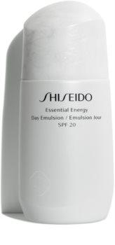 Shiseido Essential Energy Day Emulsion Feuchtigkeitsemulsion SPF 20