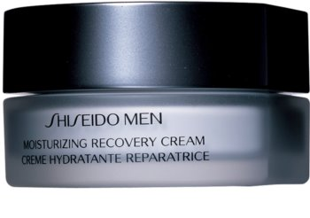 Shiseido Men Moisturizing Recovery Cream crema hidratante y calmante after shave