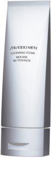Shiseido Men Cleansing Foam espuma limpiadora suave para todo tipo de pieles