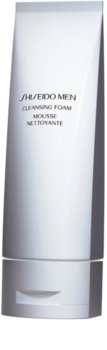 Shiseido Men Cleansing Foam делікатна очищуюча пінка для всіх типів шкіри