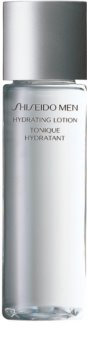 Shiseido Men Hydrating Lotion agua facial calmante  con efecto humectante