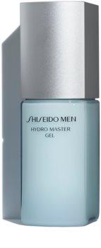 Shiseido Men Hydro Master Gel nawilżający żel do twarzy o działaniu wygładzającym