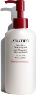 Shiseido Generic Skincare Extra Rich Cleansing Milk Gezichtsreinigend Melk  voor Droge Huid