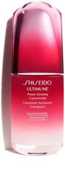 Shiseido Ultimune Power Infusing Concentrate concentrado energizante e de proteção para rosto