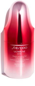 Shiseido Ultimune Eye Power Infusing Eye Concentrate відновлюючий концентрат проти зморшок для шкріри навколо очей