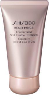 Shiseido Benefiance Concentrated Neck Contour Treatment krem przeciwzmarszczkowy i regenerujący na szyję i dekolt